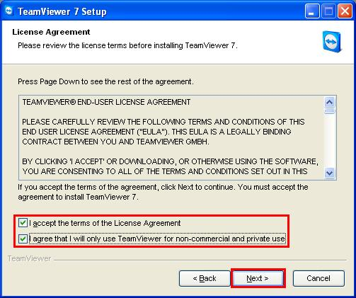 GeoVision How do I download and install TeamViewer?
