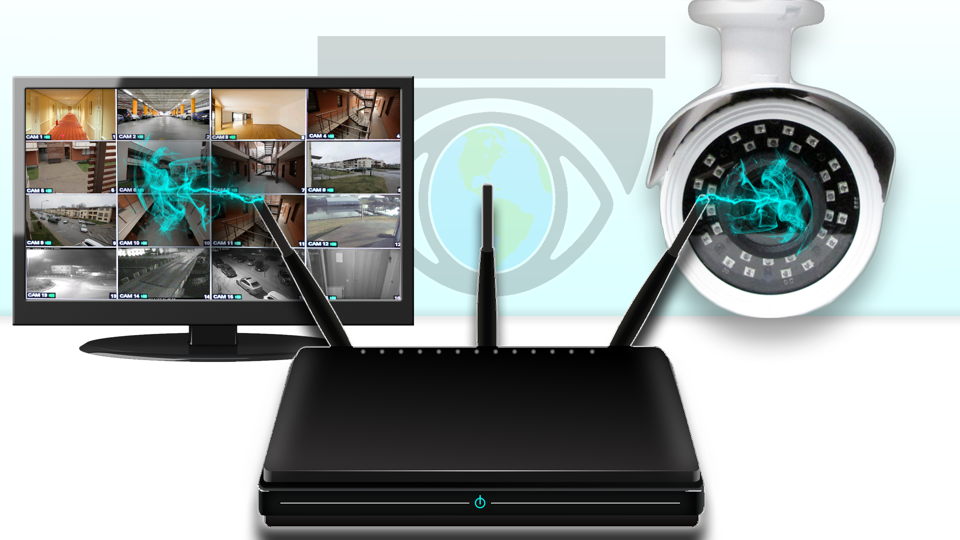 Port Forwarding: iMaxCamPro Systems with Linksys Routers |