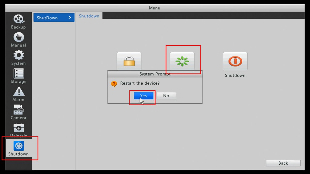 UniView - Configure NVR for Network | Worldeyecam Support for