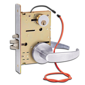 Electrified Door Locks