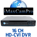 16 Channel HD-CVI DVR's