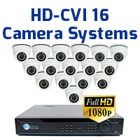 16ch HD Camera Systems