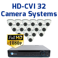 32ch HD Camera Systems
