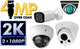 4MP HD-CVI Cameras