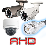 HD-AHD Analog Cameras