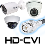 HD-CVI Analog Cameras