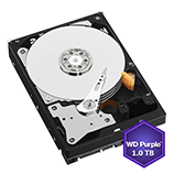 DVR/NVR Hard Drives