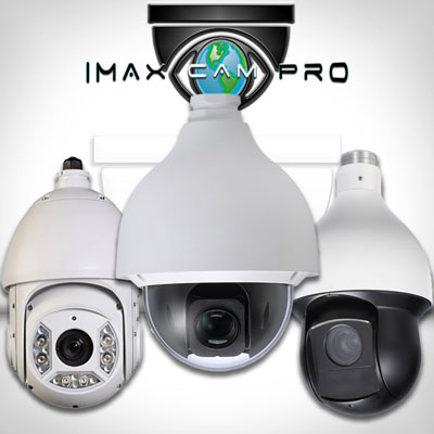 IP Pan, Tilt, Zoom Cameras