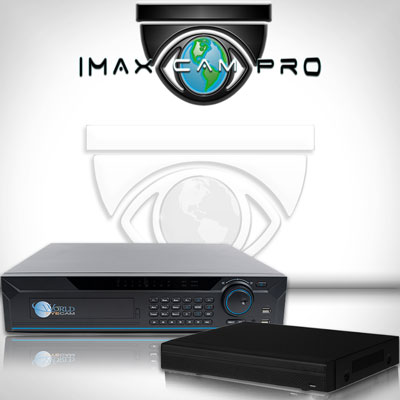 Universal DVRs HD over COAX (Analog/IP/HDCVI/TVI/AHD)