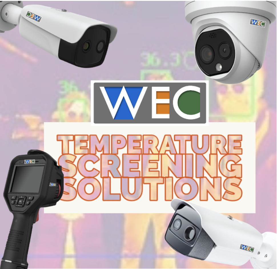 WEC Temperature Screening Solutions