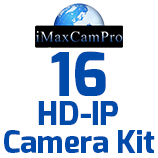16ch IP Camera Systems