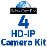 4ch IP Camera Systems