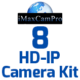 8ch IP Camera Systems