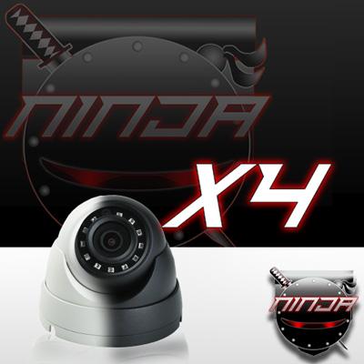 4 4MP Camera Kits