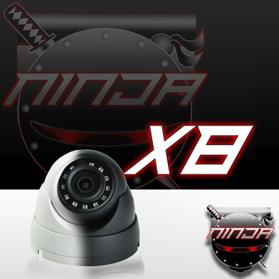 8 4MP Camera Kits