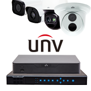 UNV Uniview IP Camera Systems