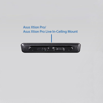 GV-KINEC-ICM GV-3D People Counter - In-Ceiling Mount for Xtion Pro Live 3D Camera