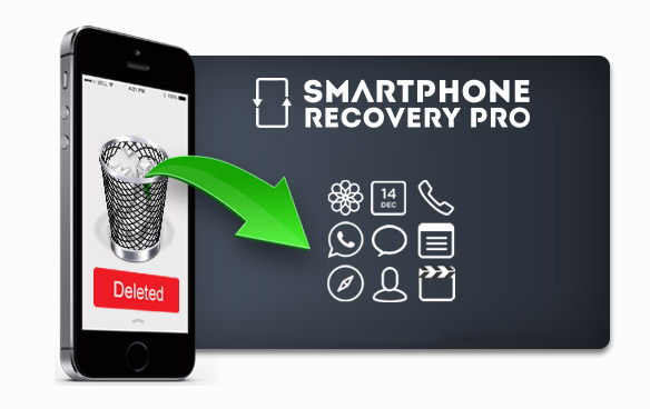 SPRPiPhone: Smart Phone Recovery Pro for iPhone