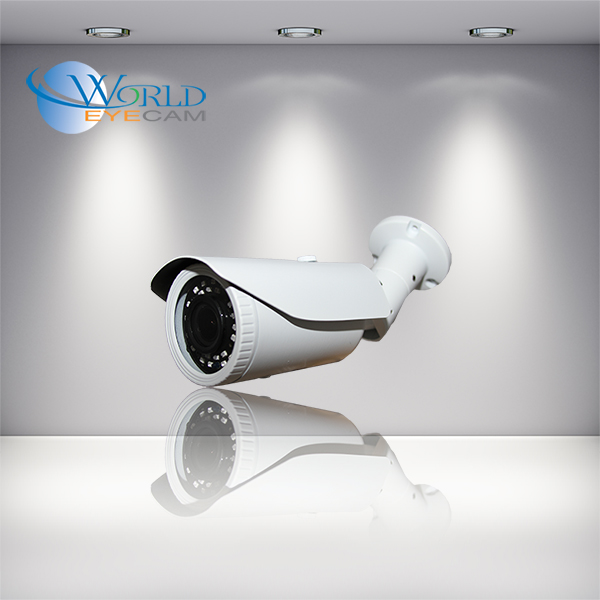 HD Bullet Camera with BNC output- 2MP HDCVI HDTVI HDAHD and 1200TVL Analog Output RG59