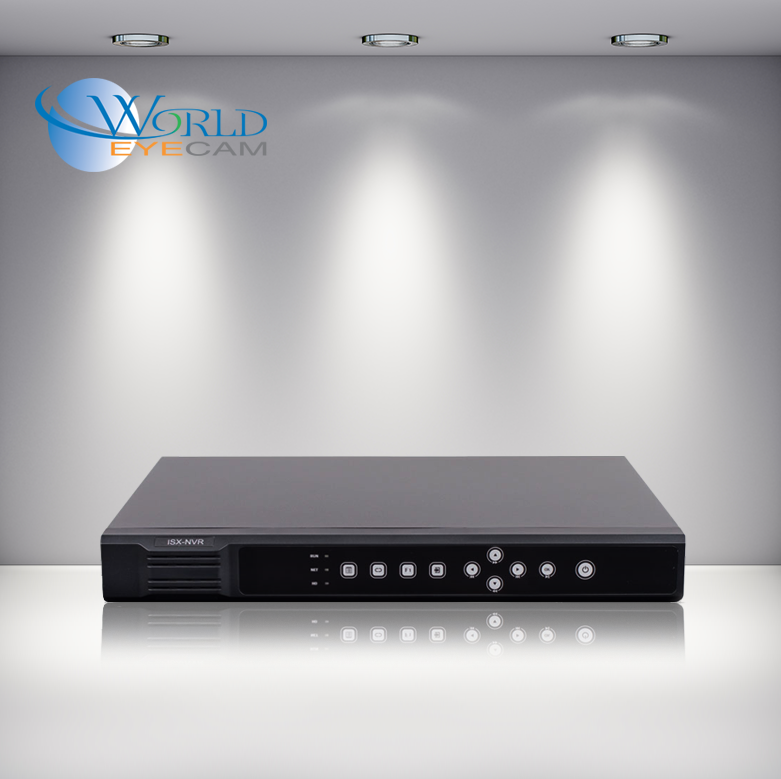 8 Channel Uniview NVR Pro Series, 8 PoE Ports
