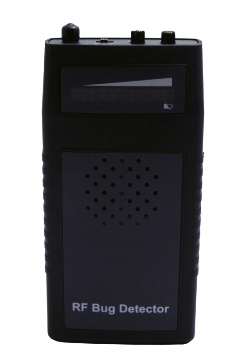 CD550Pro: Professional Bug Detector with Voice Verification