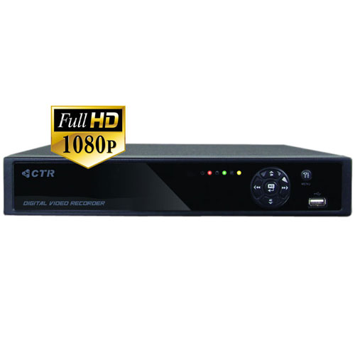 Full HD 120FPS 1080P HD-SDI 4 Channel DVR