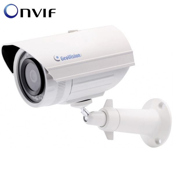 GV-EBL1100-2F Low Lux IP Bullet Camera, 1.3 MP, 3.8mm Lens