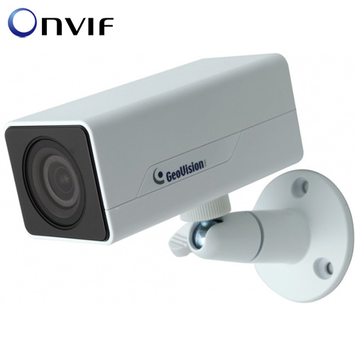 GV-EBX1100-2F 1.3MP 3.8mm Low Lux Target series Box Cam, DC 12V/PoE