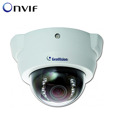 GV-FD5300 5MP H.264 WDR IR Fixed IP Dome