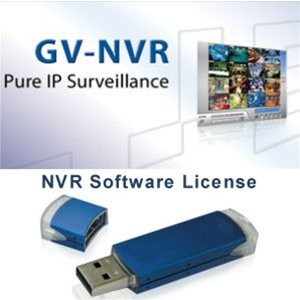 Geovision 8 Channel NVR Software License (3rd Party IP)