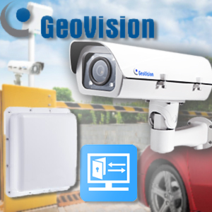 Geovision Parking Solution Kit
