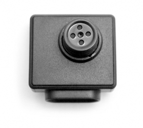 LMBC13LX: Wired HD CMOS Button Camera with Audio