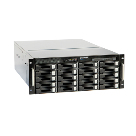 UVS-BA-U7B20-200-Geovision GV-Hot Swap Backup Center 20-Bay Intel Core i7 Processor 16GB Dual Channel RAM 64 GB SSD - No HDD