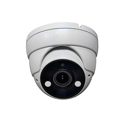 4-in-1 1080P Varifocal 2.8-12mm Dome Camera - White