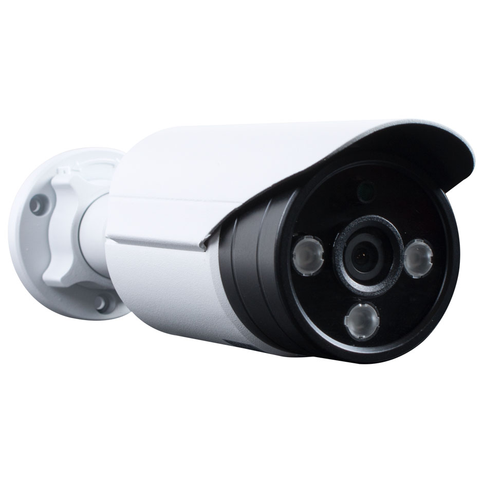 1080p 3.6mm Fixed Lens 4-In-1 Cylinder Camera