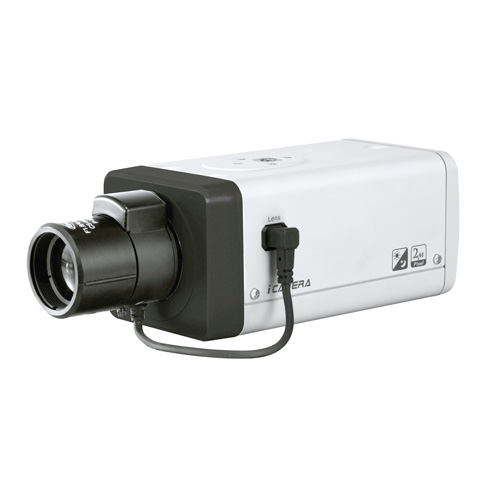WEC-IPBOX2 2.0 Megapixel Day/Night IP Box Camera