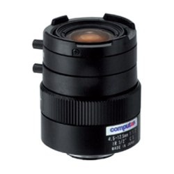 "CVL45125-MI-DN Computar 1/2"" 4.5-12.5mm f1.2 Varifocal Manual Iris CS-Mount Day/Night IR Lens"