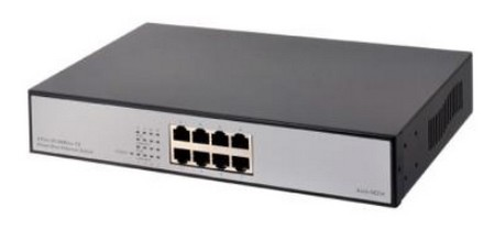8-PORT 10/100M POE FAST ETHERNET SWITCH