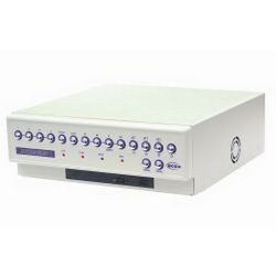 ECO4CD-160 4 Channel w/160GB HDD, Networking & Built-in CD-R