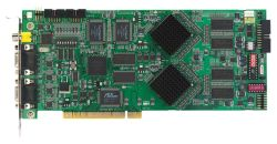 GV-2008 Geovision 8 Channel Hardware Compression Card MPEG2 and MPEG4 with version V8.3 Complete Webcam Software Suite Included