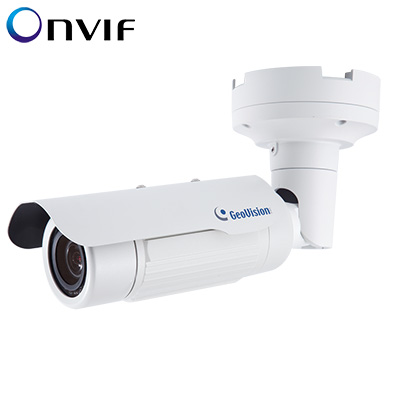 GV-BL1511 1.3MP H.264 3X Zoom Super Low Lux WDR IR Bullet IP Camera