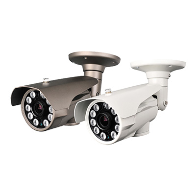 WEC-AHD-IRB2M10HVF-0622 HD-AHD 1080P Outdoor Weatherproof Day/Night Bullet Camera, 6-22mm Lens