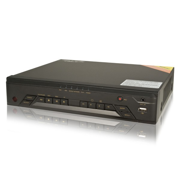 Analog Advanced Level 8 Channel DVR - Compact Case