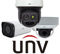 UNV IP Camera Package