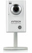 1.3MP IP Camera with Live Video/Audio and Instant Smartphone Notifications