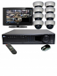 8 HD 1080p IR Dome HD-SDI DVR Kit for Business Commercial Grade