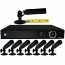 8 Bullet Camera DVR Kit for Business Professional Grade