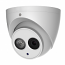 4MP HD WDR 2.8 mm Fixed Lens Matrix Network Small IR Dome Camera, with built-in Microphone and MicroSD slot