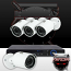 8CH IMAX NVR & Ninja 4 Megapixel IP Mini Bullet Camera 4 Cam Kit (White)