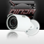 4 Megapixel IP Mini Bullet Network Camera, H.265+, 3.6mm Lens IP67 98ft. Night Vision (Ninja)